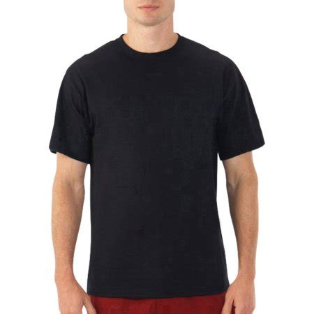 Who Is He Big Size Tshirt fruit of the loom platinum eversoft s sleeve crew t shirt available in big and