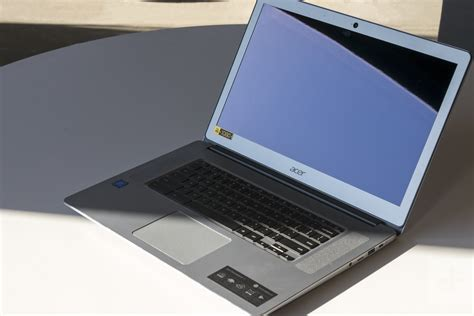 Laptop Acer Chromebook 15 acer chromebook 15 review a large powerhouse of a chromebook digital trends