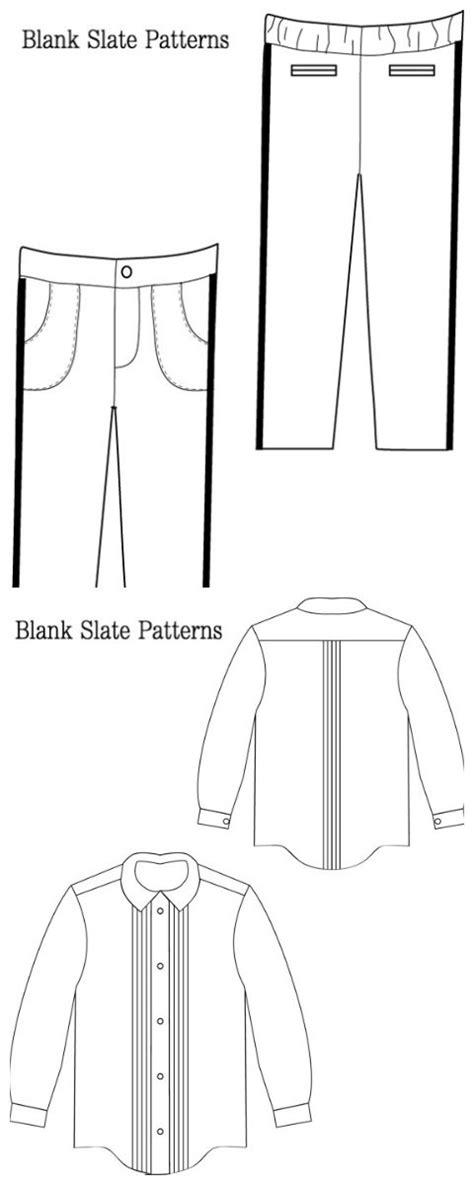 pattern tuxedo shirt blank slate trendy tuxedo shirt pants child s shirt and