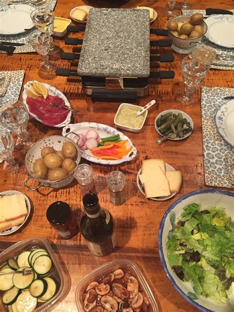 raclette dinner dinner inspiration for a cold winter s the