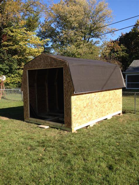 8 x 8 storage shed hicksville ohio jeremykrill com 8 x 12 gambrel storage shed bryan ohio jeremykrill com
