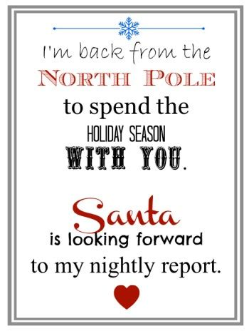 printable elf arrival letter elf on the shelf ideas for arrival 10 free printables