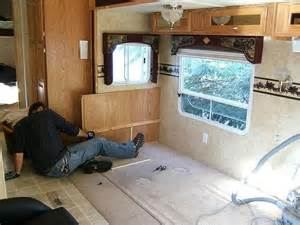 Rv Remodeling Ideas Photos How To Remodel Rvs Motorhomes Yourself See How I