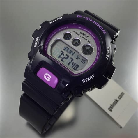 s purple casio g shock s series gmds6900cc 2