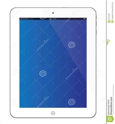 Tablet Apple 3 Jutaan new white apple 3 tablet editorial image image