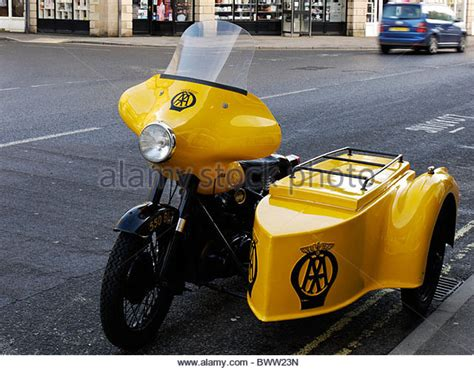 Bmw Motorrad Roadside Assistance Uk by Aa Motorbike And Sidecar Stock Photos Aa Motorbike And