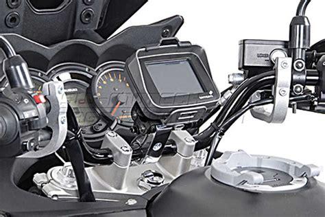 Navi F R Motorrad Kaufen by Navi Halter Lenker Gps Halter F 252 R Lenker Bei Road Monkeys