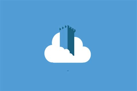 cool cloud based logo designs graphics