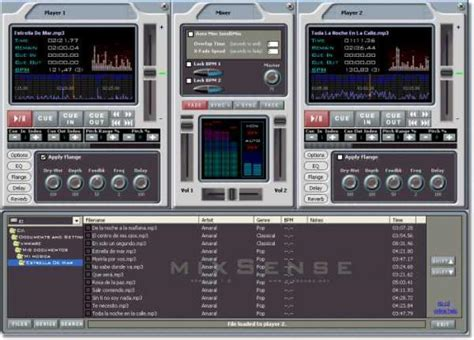 dj software free download full version for android phone mixsense dj studio download