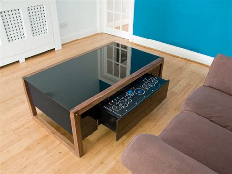 coffee table mame cabinet arcane arcade and pc table