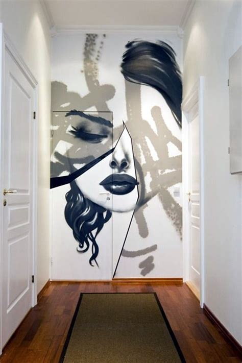best 25 wall painting for bedroom ideas on