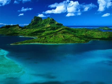water hawaii bora bora hawaii with stunning beaches and green islands