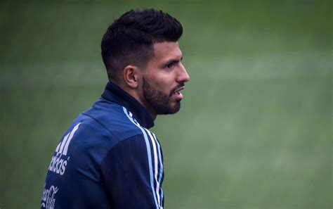 sergio aguero calf injury manchester city allays