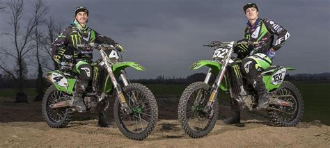 motocross racing classes kawasaki teams and riders in qatar to start the motocross