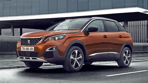 The New peugeot unveils the new 3008 suv fit my car journal