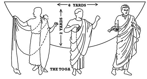how to make a toga out of a bed sheet toga instructions