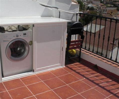 17 mejores ideas sobre lavadora secadora armario en - Armarios Para Lavadoras