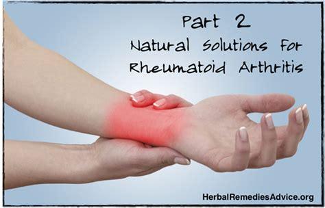arthritis remedy rheumatoid arthritis treatment