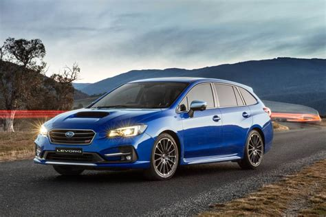subaru levorg 2018 subaru levorg price and features range expands with