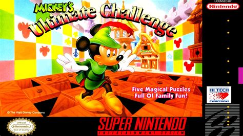 The Ultimate Challenge mickey s ultimate challenge reviews simbasible