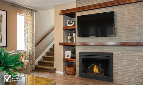 Napoleon Gas Fireplace Prices by Napoleon Ascent 46 Napoleon B46 Direct Vent Gas