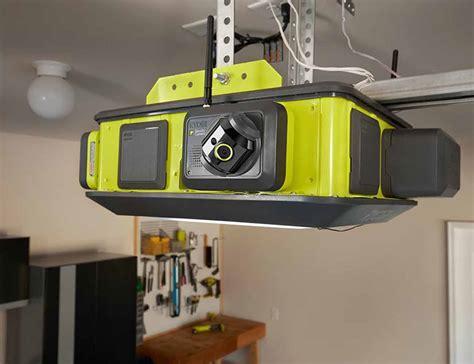What Is The Quietest Garage Door Opener Ryobi Ultra Garage Door Opener 187 Gadget Flow