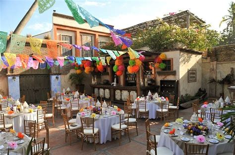 mexican dinner decorations 36 best images about mexican on