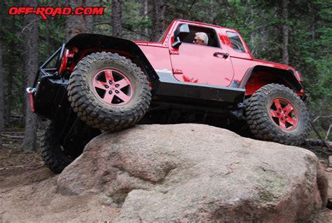 avengers jeep review of avengers new jeep jk half cab top off road com