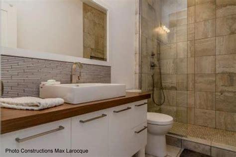 salles de bains contemporaines de verre et c 233 ramique