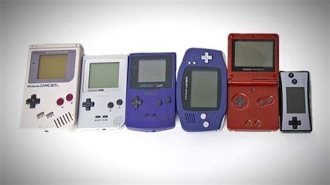 gameboy advance color the boy collection pocket color advance sp micro