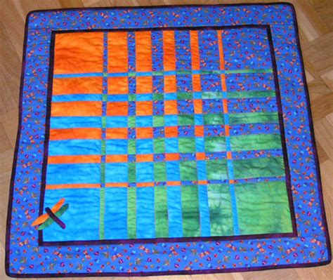 Convergence Quilt Pattern by Babyquilts