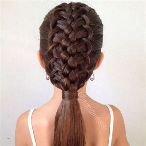 whats new in braided hair styles 25 best ideas about cool braids on pinterest crazy