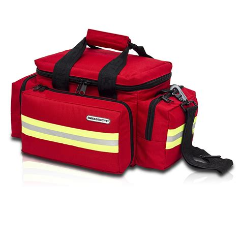 bags and lights for baggers elite light emergency bag red