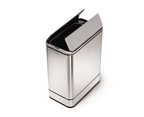 simplehuman bathroom trash can kitchen stainless steel simplehuman trash cans for your bathroom trash cans and