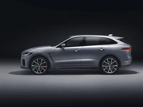 Jaguar J Pace 2020 by 2018 Jaguar F Pace Svr Top Speed