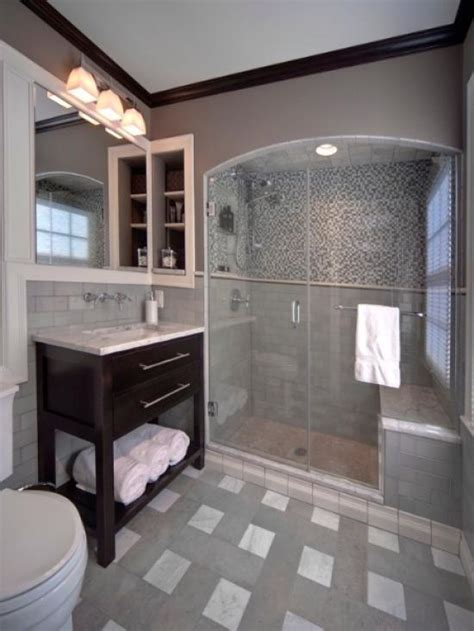 houzz bathroom tile ideas 28 grey and white bathroom tile ideas and pictures