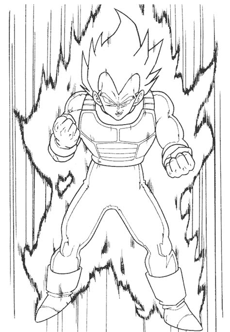 dragon ball z baby coloring pages dragon ball z coloring pages vegeta pinterest dragon