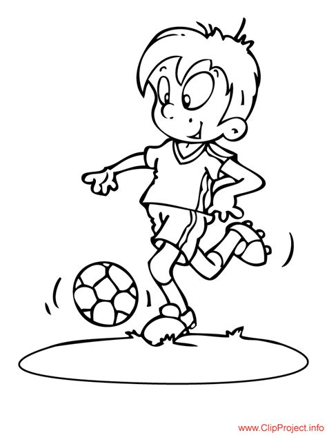 Football Player Coloring Coloring Pages Soccer Player