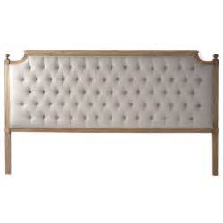 Tufted King Headboard Louis Tufted Headboard Provence Chic