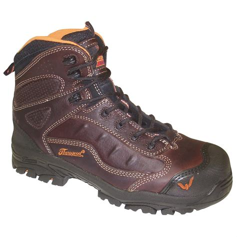 composite toe hiking boots s thorogood 174 z trac sd sport hiker composite toe boots