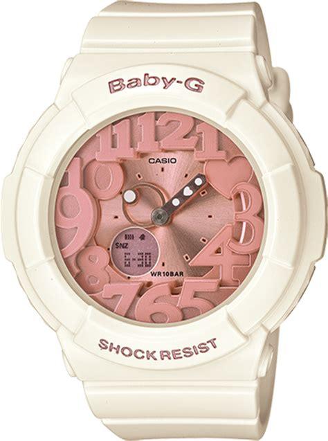 G Shock Baby G Transparan Pink bga131 7b2 baby g white womens watches casio baby g