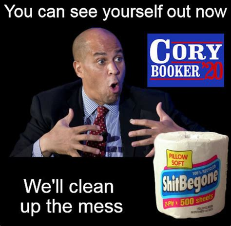 Cleaning Up Messes As Fast As We Can Create Them 2 by Booker Attacks Bernie Sanders In Released Audio
