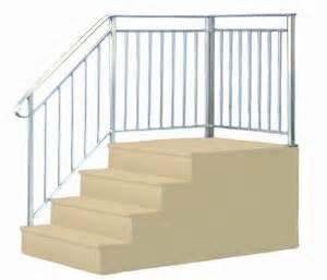 Fiberglass Stairs by Mobile Home Steps Fiberglass