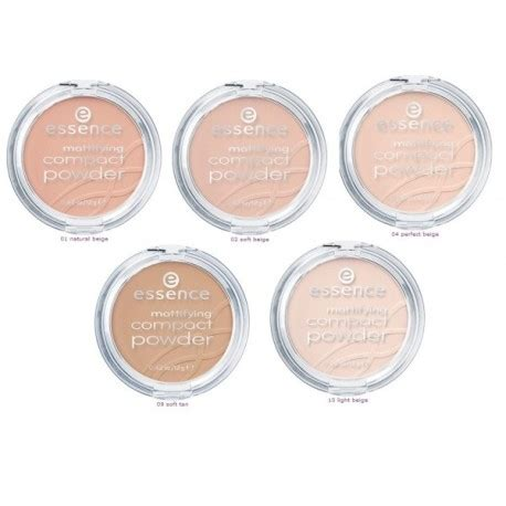 Instamatte Mattifying Compact The Shop pudra essence mattifying compact 02 soft beige 12 gr