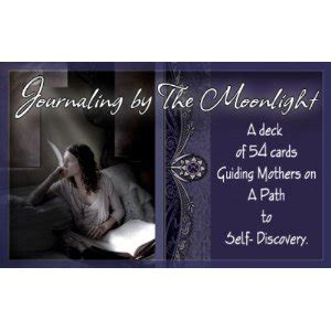 a journal of self discovery review product review journaling by the moonlight card deck we