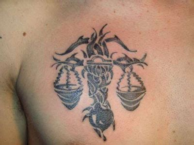 tribal libra scales tattoo libra scales with tree or vine zodiac symbol tattoos