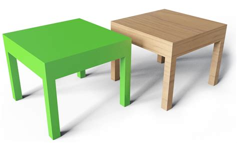 ikea lack side table cad and bim object lack side table ikea