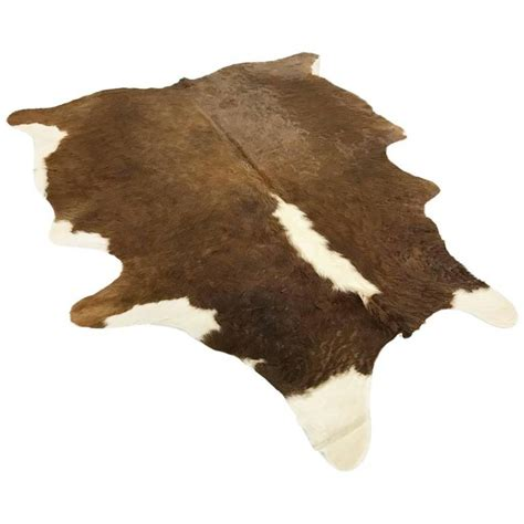 cowhide rug for sale hereford cowhide rug for sale at 1stdibs