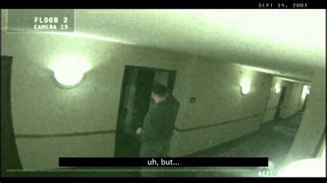 screaming in hotel room ghost screaming in haunted hotel room