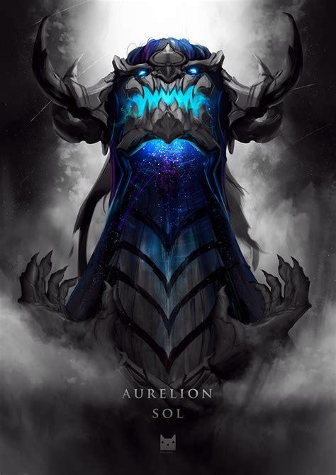 aurelion sol community creations league  legends